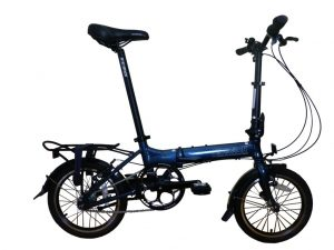 SoloRock 16-Inch 3 Speed IHG Aluminum Folding Bike Review
