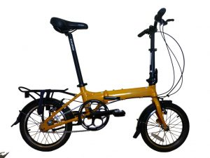 SoloRock 16-Inch 9 Speed Aluminum Folding Bike Review