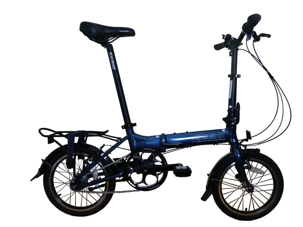 SoloRock 20-Inch 3 Speed IHG Aluminum Folding Bike